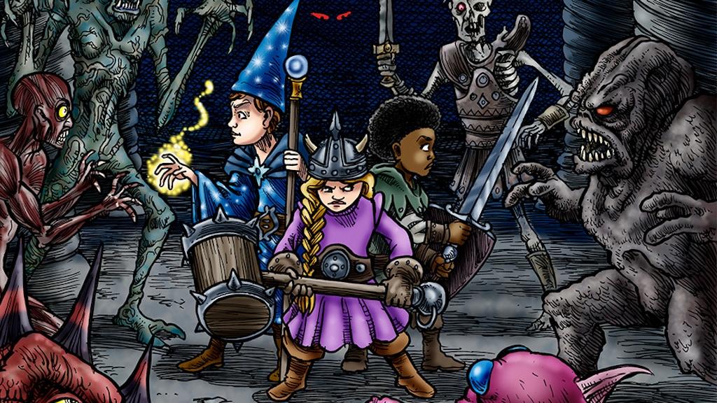 Monster i Masona - Sagospelet Äventyr project video thumbnail
