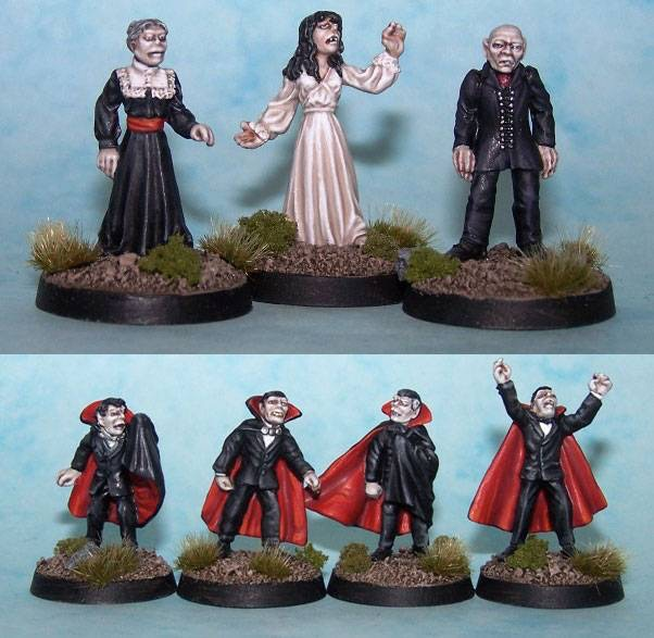 The Vampire Cult of Old Midlam Town