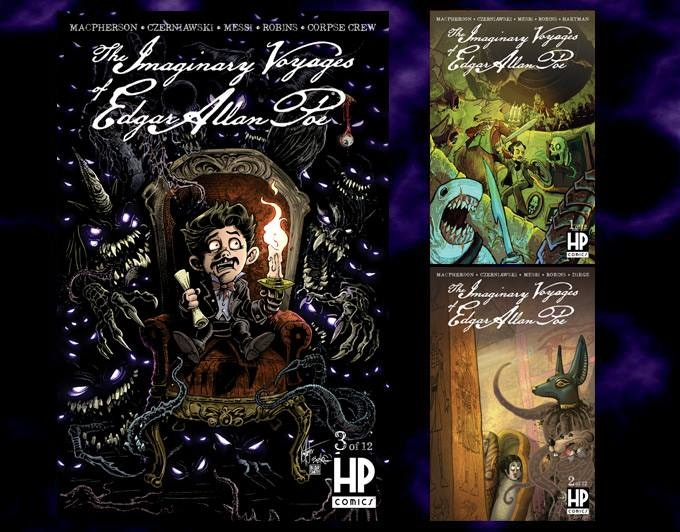 Printed Issues 1-3