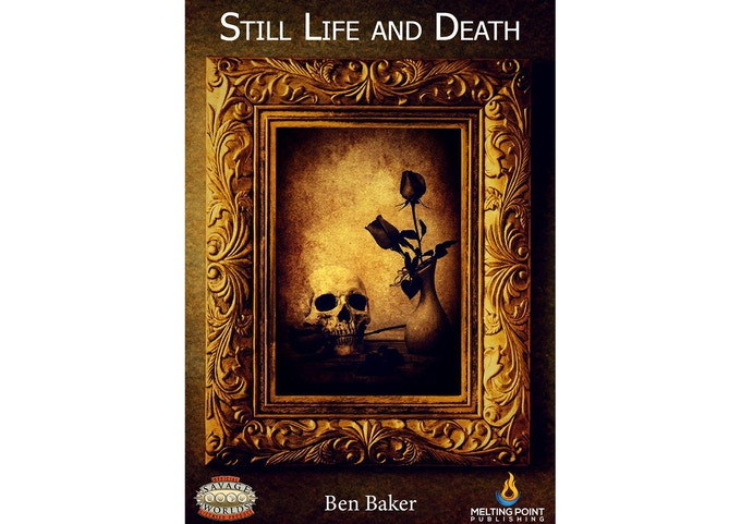 Still Life and Death cover