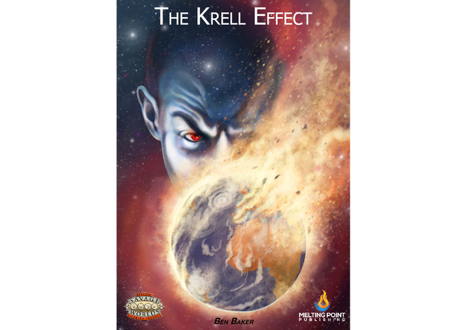 The Krell Effect cover
