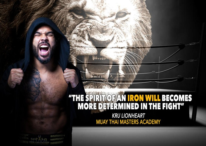 Kru LionHeart