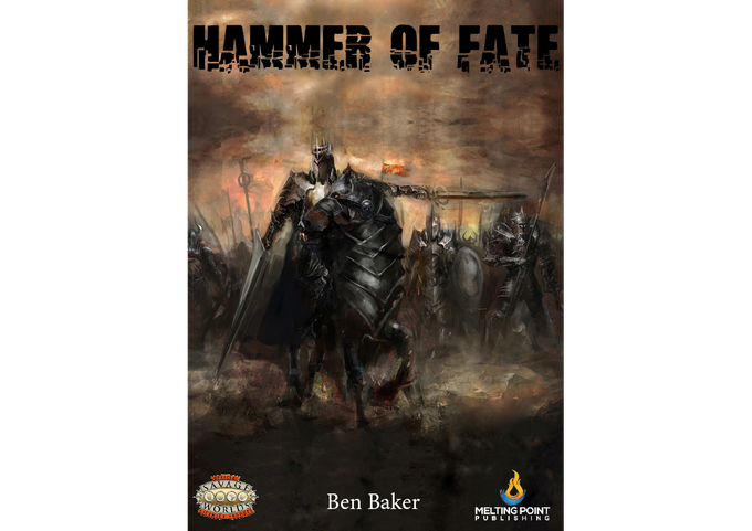 Hammer of Fate cover