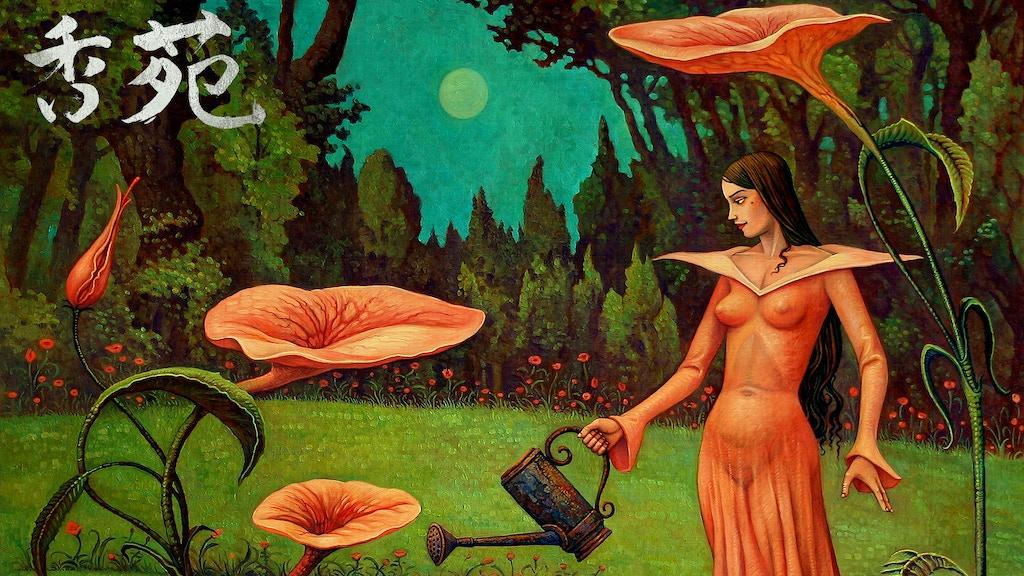 "Evan Haywood ""Perfumed Gardens"" LP project video thumbnail"