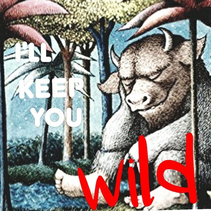 Keep Me Safe. I'll Keep You Wild.