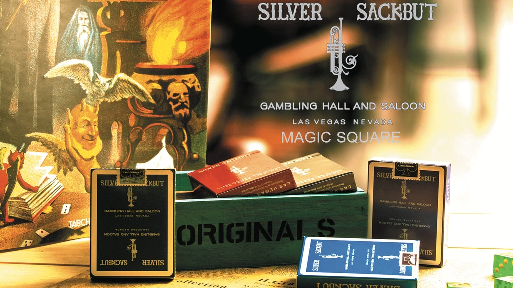 Silver Sackbut Playing Cards V2, Legendary, Casino project video thumbnail