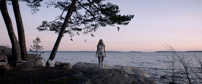 still from GONE by ionnalee
