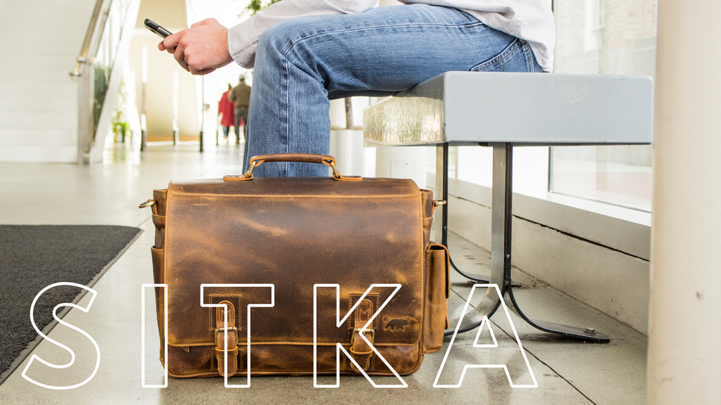 Sitka Leather Messenger - A Bag For Cameras & Everyday Carry project video thumbnail