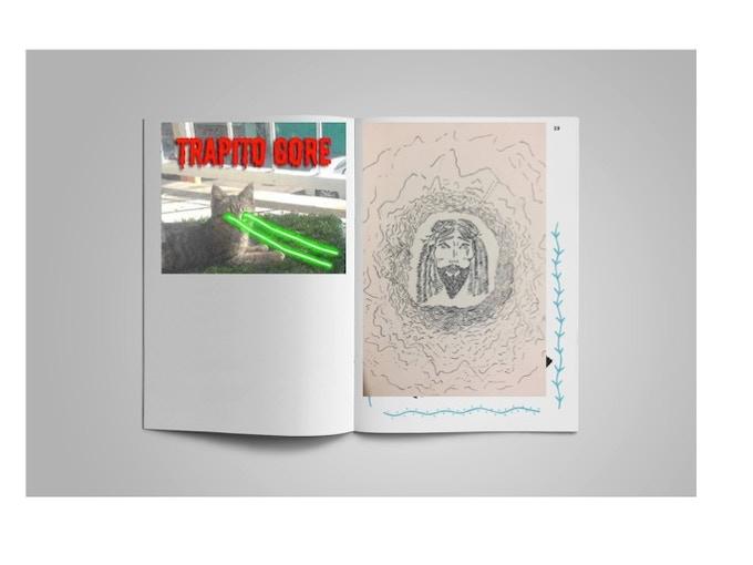 "fanzine ""La almohada asesina"""
