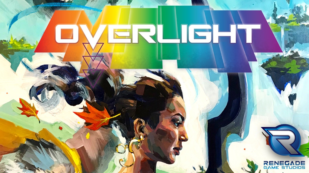 Overlight RPG: A roleplaying game of kaleidoscopic fantasy project video thumbnail