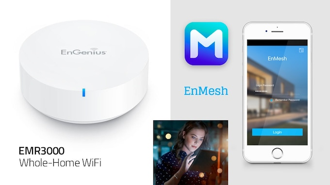 Easily Add to EnGenius' Whole-Home System