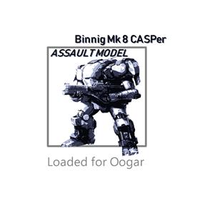 CASPer Driver shirt design