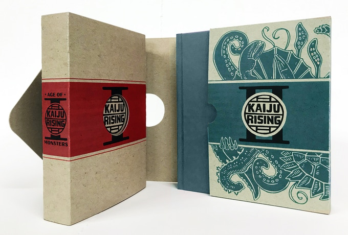 Limited Edition Slipcase from Two Tone Press.