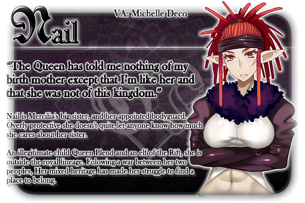 Dizzy Hearts the Visual Novel: Voice Acting Project by