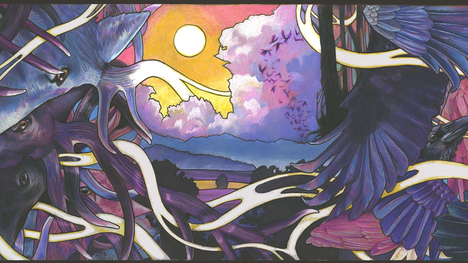 Image result for maggie stiefvater art