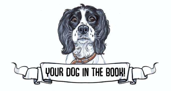 Your Dog in the Book!