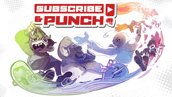 Subscribe & Punch!