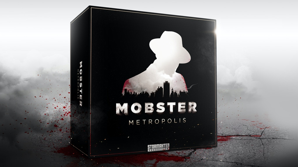 Mobster Metropolis – Create your syndicate, rise to power project video thumbnail