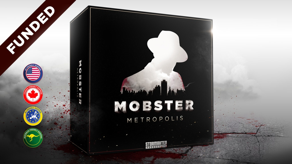 Mobster Metropolis – Create your syndicate, rise to power