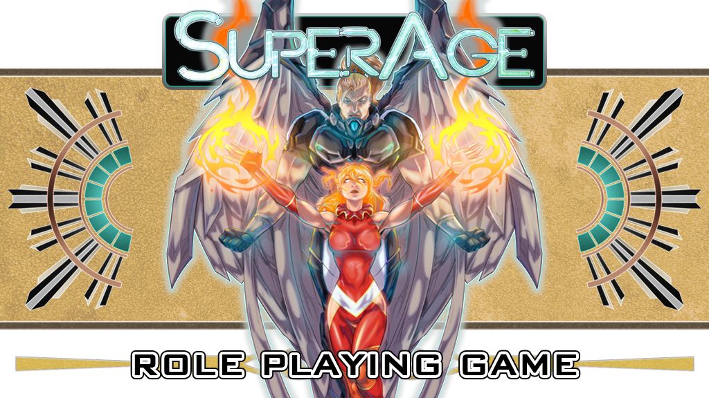 SuperAge Role Playing Game project video thumbnail