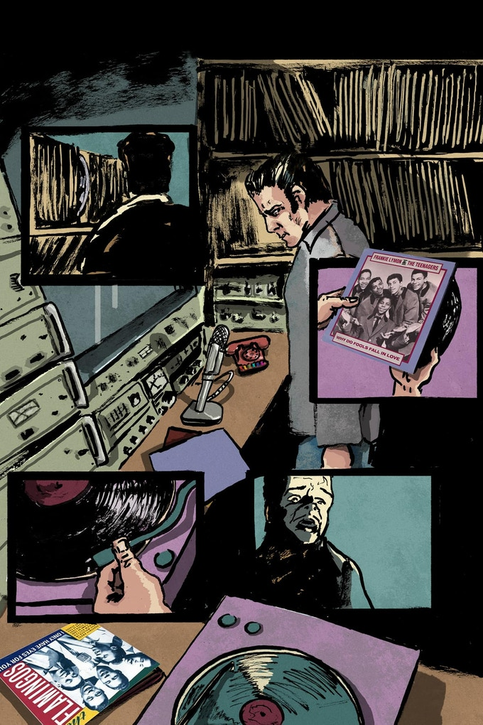 Rocket '58 Page 4 by Thodoris Laourdekis
