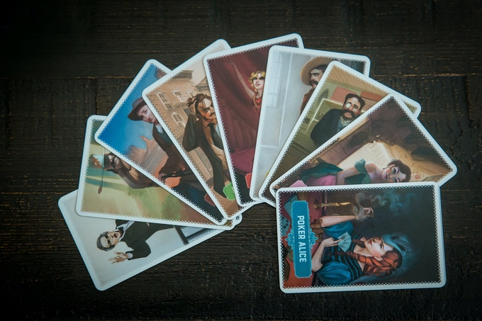 Deadwood 1876: A Safe-Robbing Game of Teamwork & Betrayal by