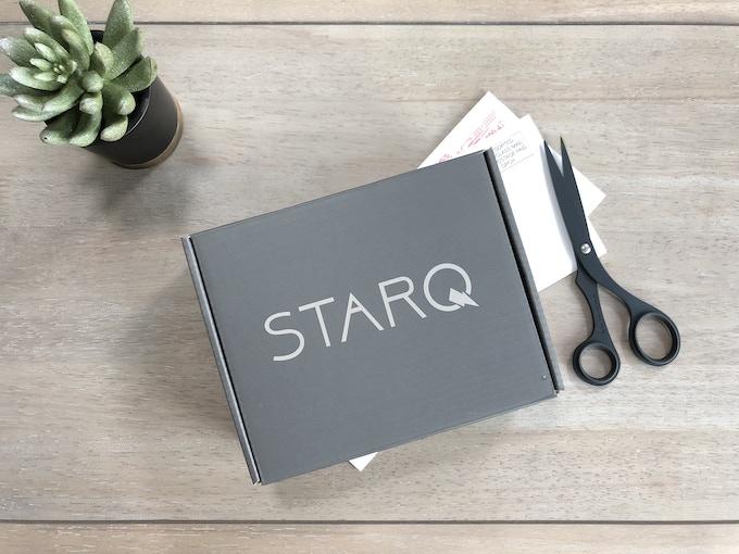 STARQ Shipping box - MAIL