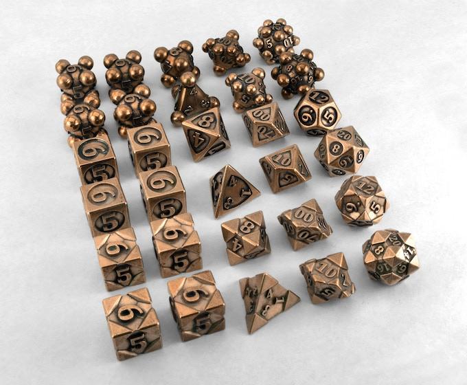 3x10 polyhedral set