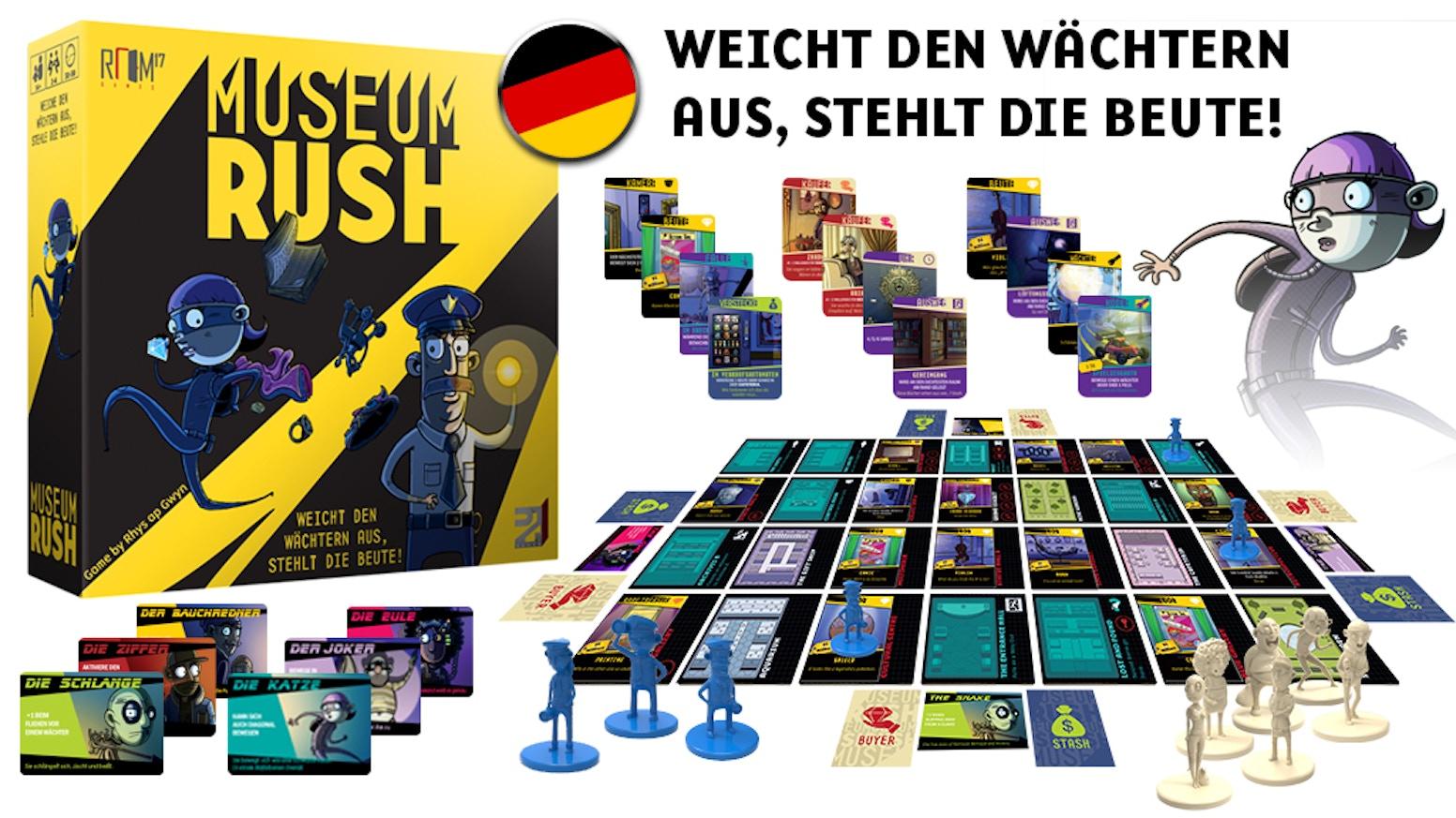rush deutsch