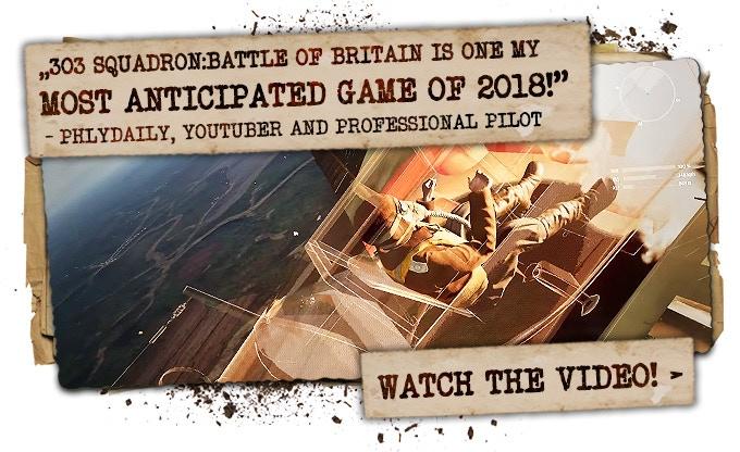 303 Squadron: Battle of Britain by PlayWay — Kickstarter