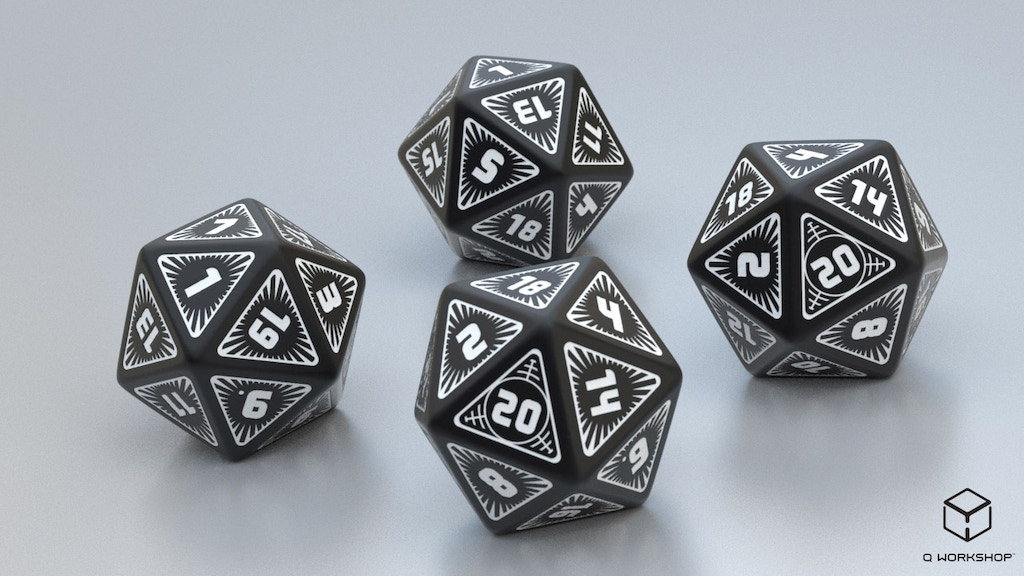 Alpha Dice Set by Dice Envy project video thumbnail