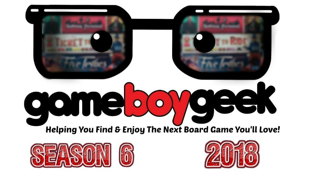 Game boy geek season 6 2018 by the game boy geek dan king game boy geek season 6 2018 project video thumbnail solutioingenieria Images