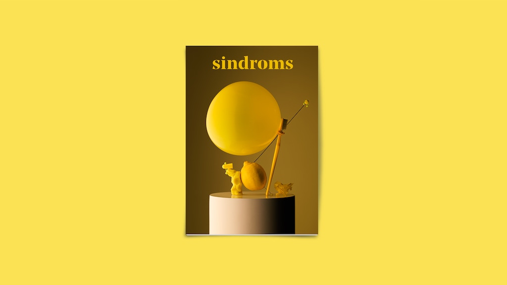 Sindroms Magazine Issue #2 project video thumbnail