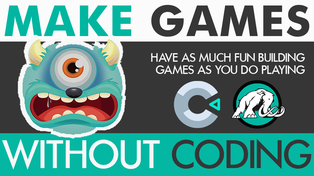 Learn to make games without coding in Construct 3 project video thumbnail