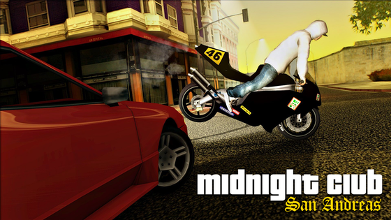 Midnight Club San Andreas