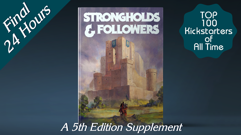 Strongholds & Streaming project video thumbnail