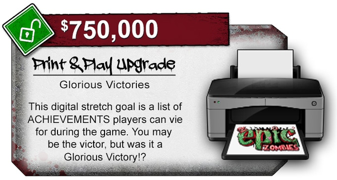 Glorious Victories are digital content for the Premium Print 'N Play. They will also be made available to all TEZ players on BGG