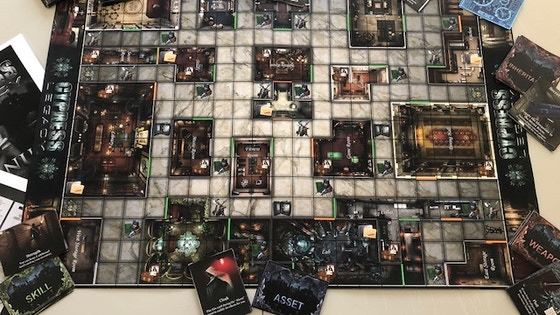 Cypress Legacy: The Board Game, Table Top Games, Board Games