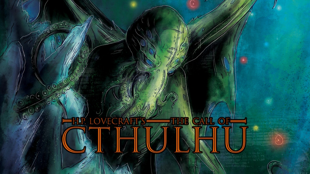 H. P. Lovecraft's The Call of Cthulhu: Concertina Book project video thumbnail