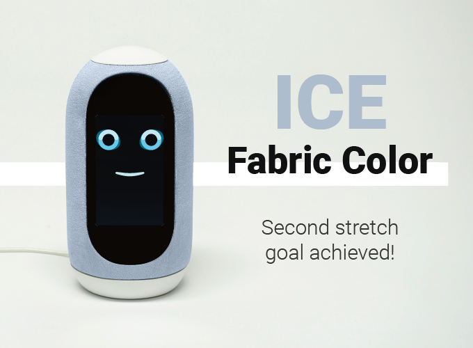 Second fabric color chosen by a community vote.