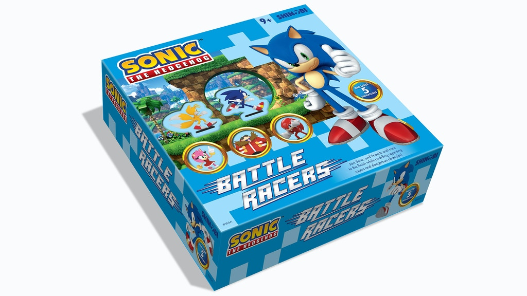 Sonic the Hedgehog: Battle Racers project video thumbnail