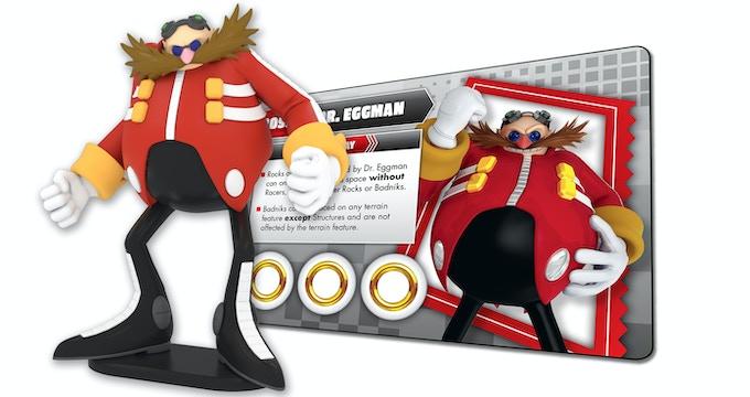 Sonic the Hedgehog: Battle Racers by Shinobi 7 — Kickstarter