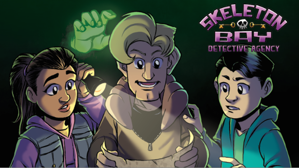 Skeleton Bay Detective Agency Vol. 1 project video thumbnail