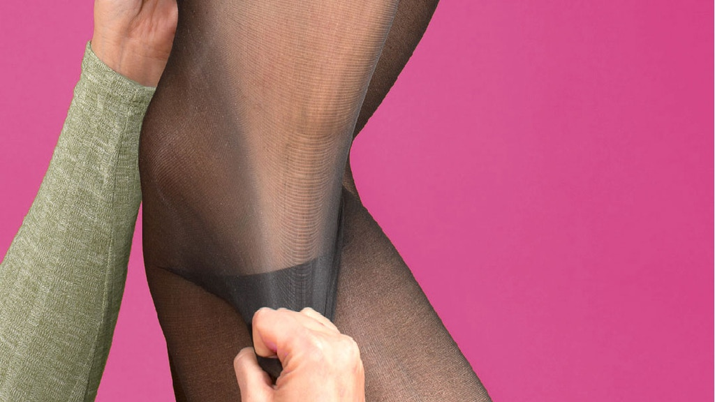 b2b644e2fb Indestructible Sheer Tights Made With Bulletproof Fibers project video  thumbnail