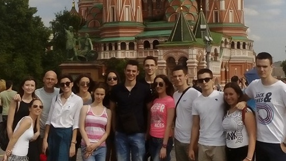 Return to Red Square