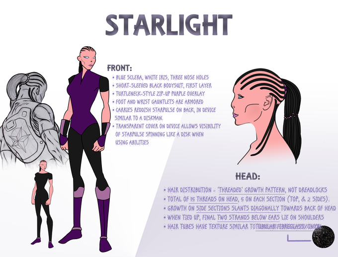 Starlight Concept Art