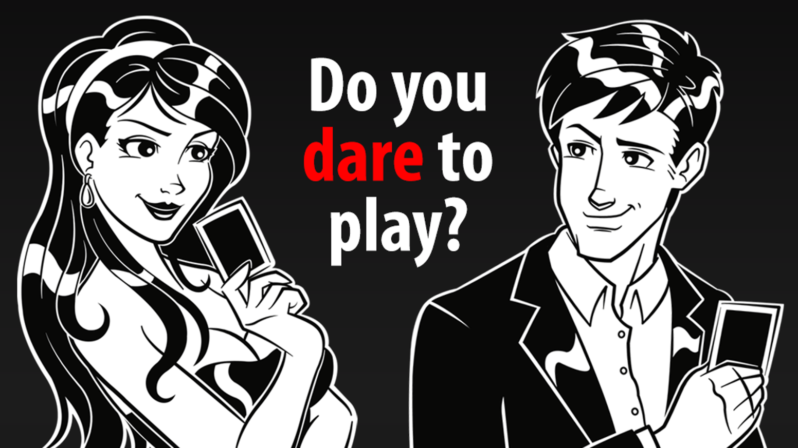 A sex game for couples where YOU create the sexy dares and favors you compete for, making every game unique.