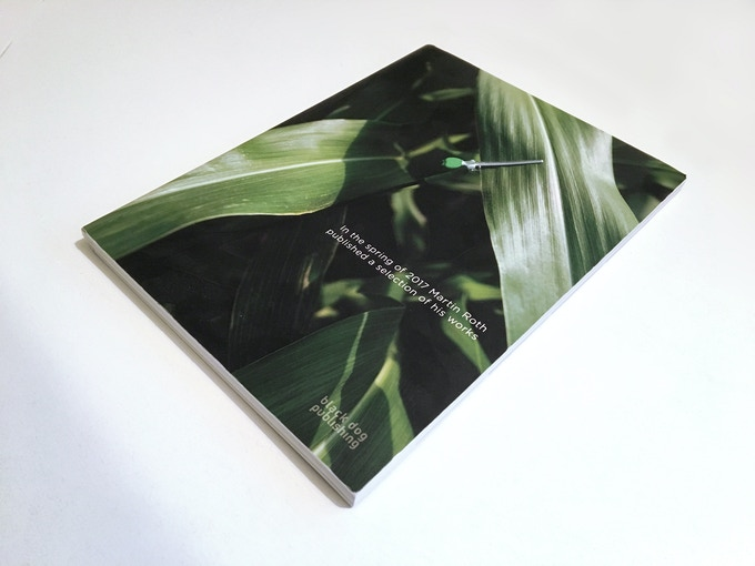 Signed Artist Book