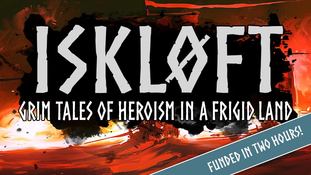 Iskløft - Grim Viking 5E Campaign Setting project video thumbnail