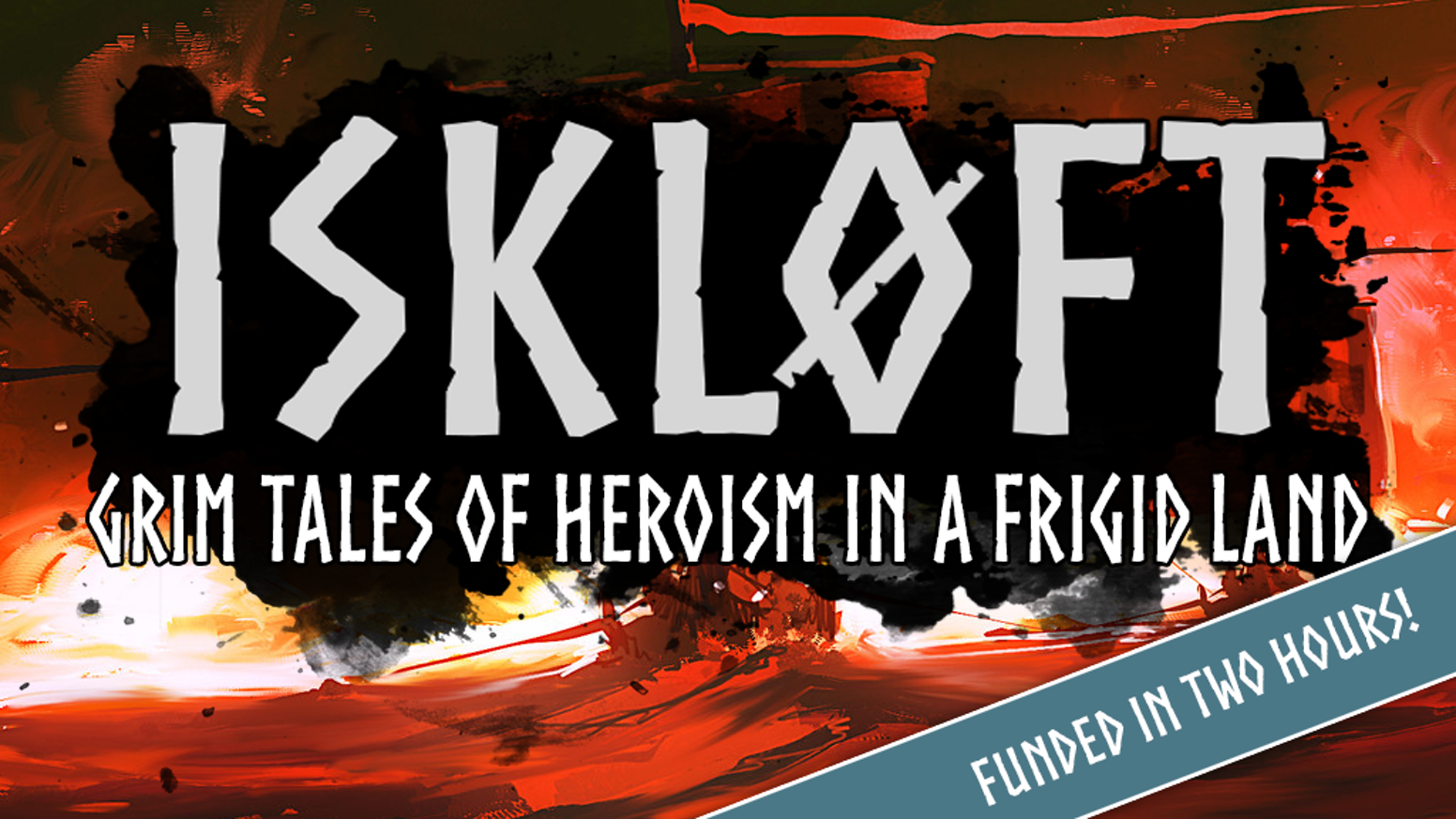 Iskløft - Grim Viking 5E Campaign Setting by Lloyd Collins